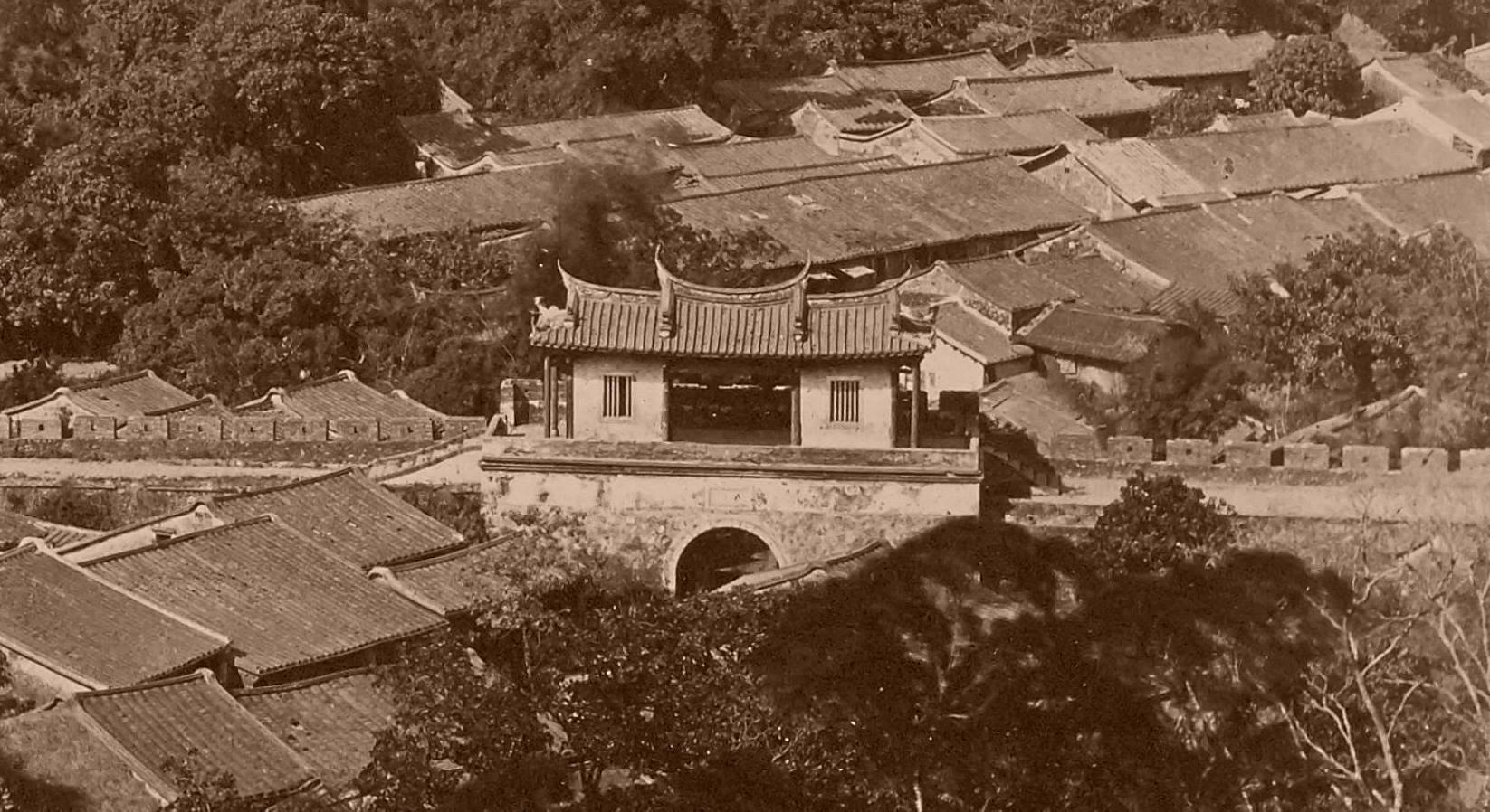 左營舊城北門
