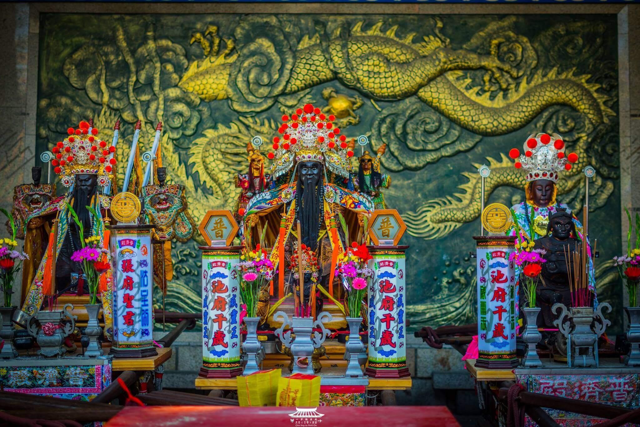 一個台北學生的主普觀察(一)- 主普、主普壇、西羅殿與普濟殿
