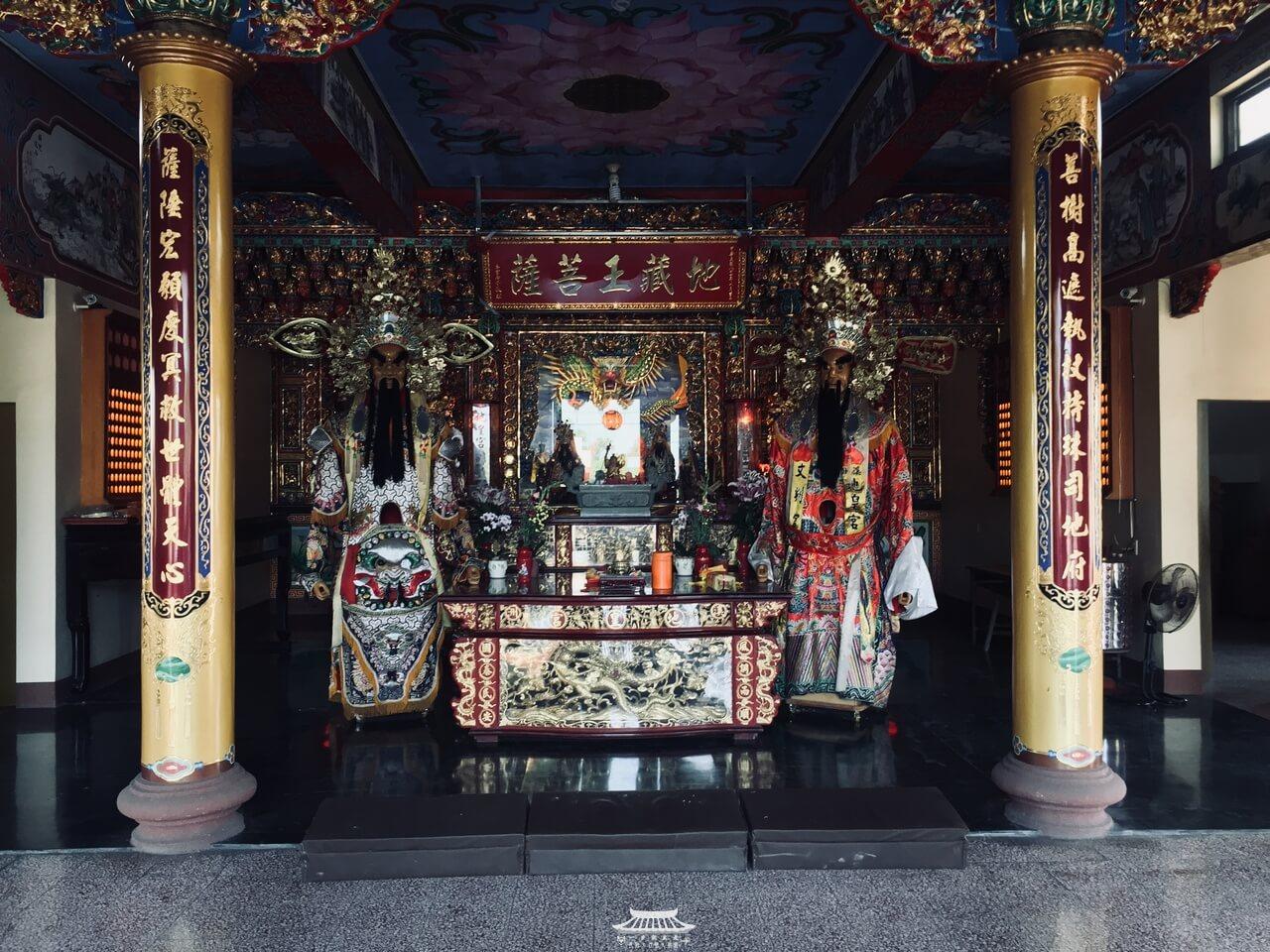 地皇宮正殿