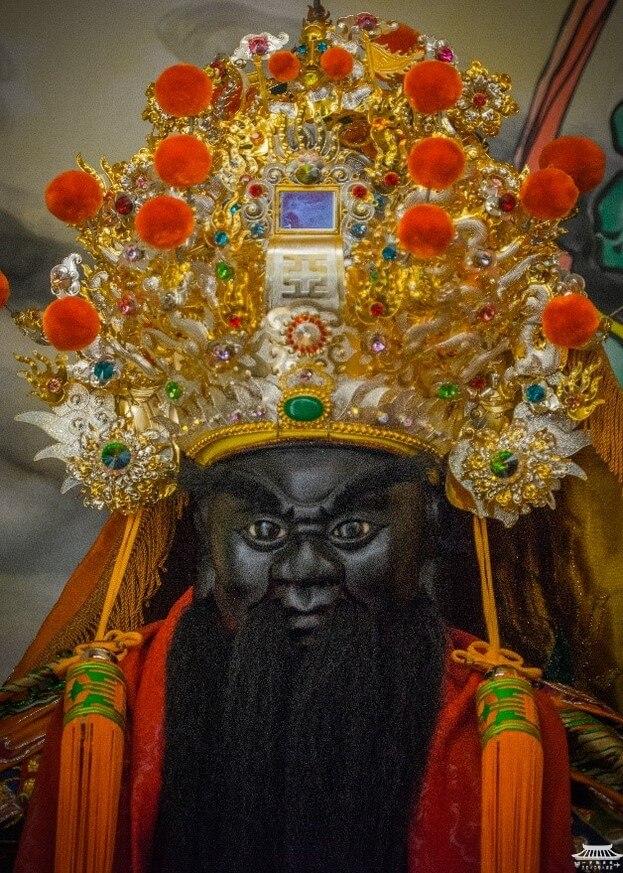 黃府二尊王
