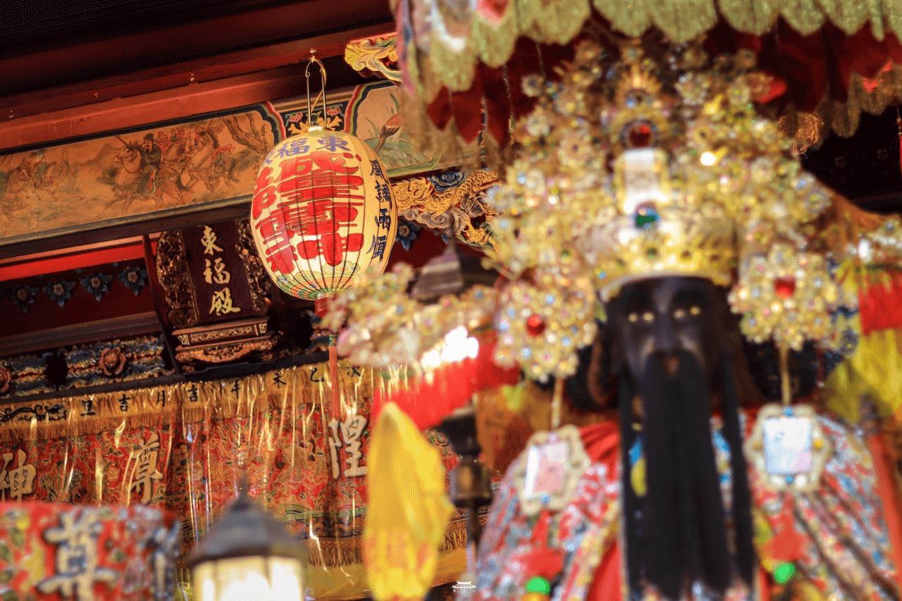 東港城隍廟