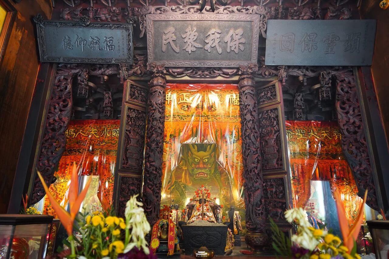 頂土地公廟