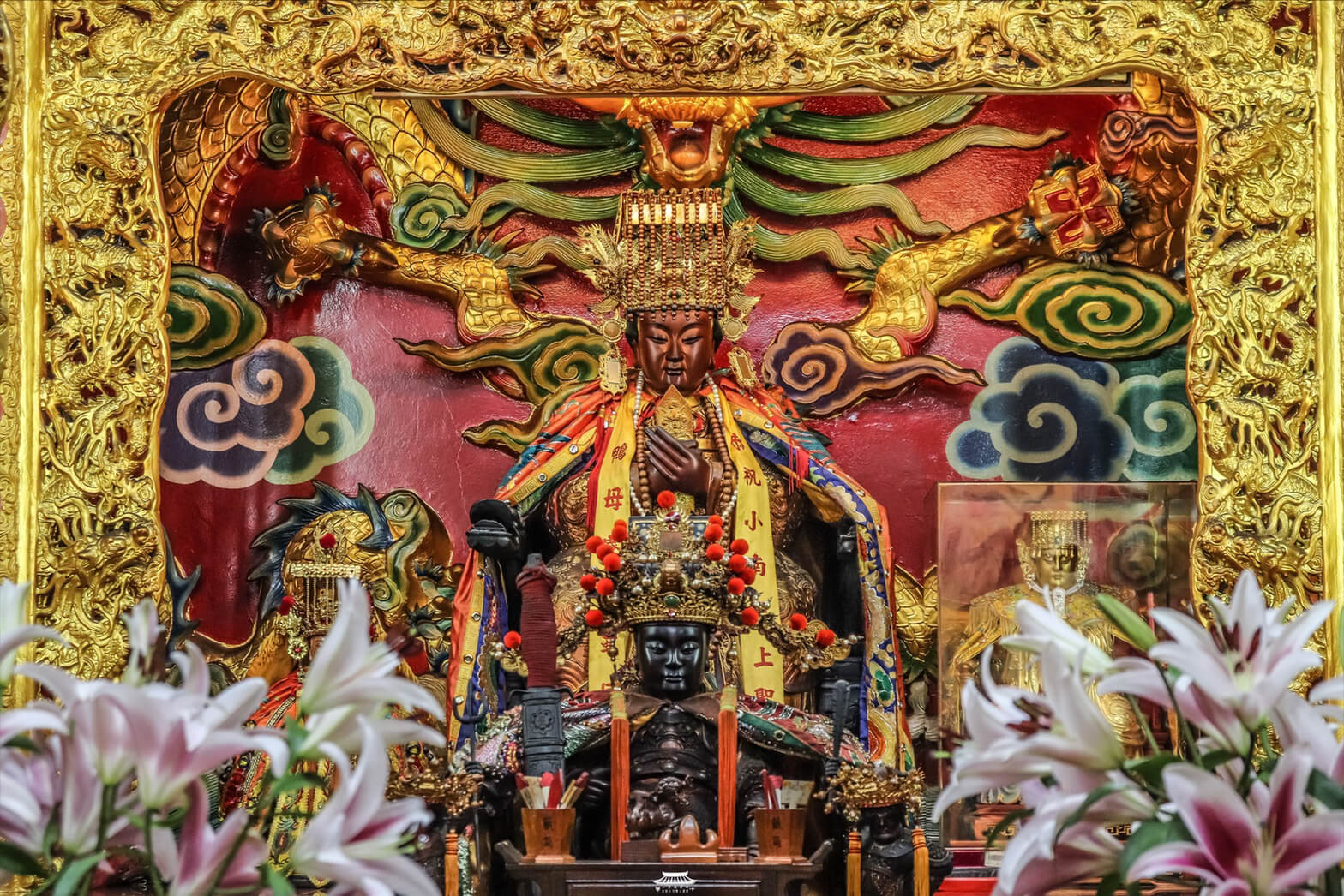 小南城隍廟